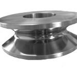 sintered tungsten carbide roller wear parts
