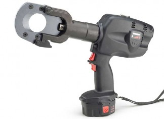 cemanco cembre battery operated hand held hydraulic electric cutter