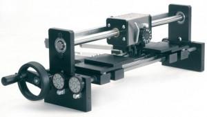 cemanco kmk linear traverse bi-directional gear box mechanical flange sensor detector textile