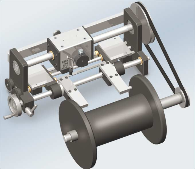 cemanco kmk mechanical flange sensor detector manual adjustable textile