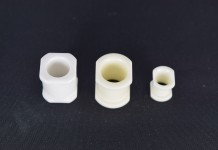 cemanco ceramic wear parts aluminum alumina oxide eyelet bow guide kinrei