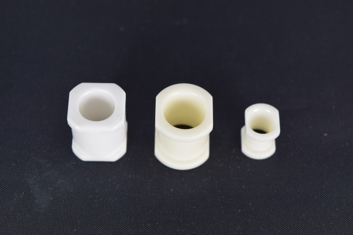 cemanco ceramic wear parts aluminum alumina oxide eyelet bow guide kinrei textile
