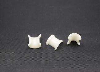 zirconium oxide buncher bow guide bushing cemanco wear part
