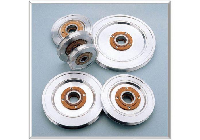 ceramic insert pulleys aluminum oxide custom cemanco