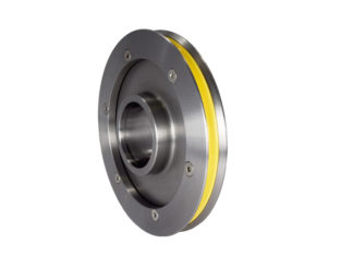 cemanco pulley steel ceramic insert zirconia zirconium