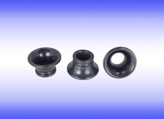 titanium dioxide ceramics cemanco eyelet bushing wear parts textile
